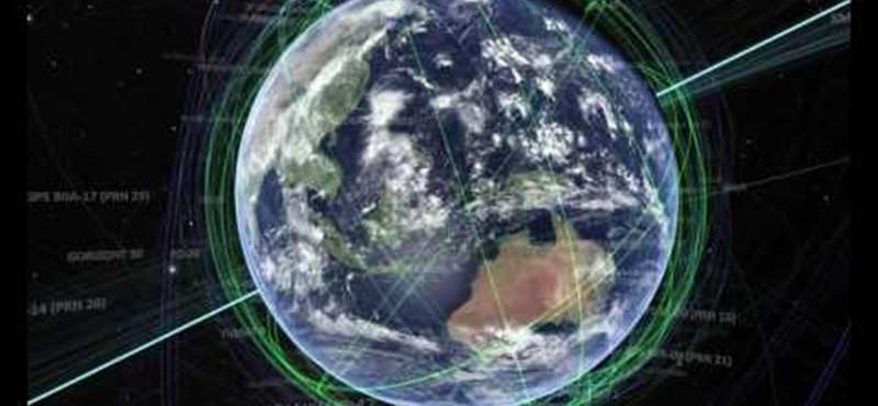 Lenyűgöző videó az univerzum szerkezetéről