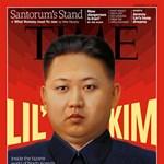 A hónap legjobb borítója: Lil Kim a Time magazin címlapján