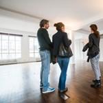 Van még lauf a lakásárakban – 5 százalékkal is nőhetnek a következő egy évben