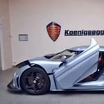 20 másodperc(!) kell a 400 km/h-s tempó eléréséhez a Koenigsegg őrületének