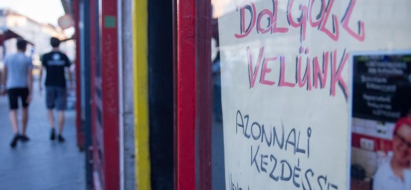Évente 50 ezerrel több dolgozó hiányzik a magyar gazdaságból