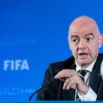 FIFA-elnök a koronavírusról: Jelenleg semmit sem tudok kizárni