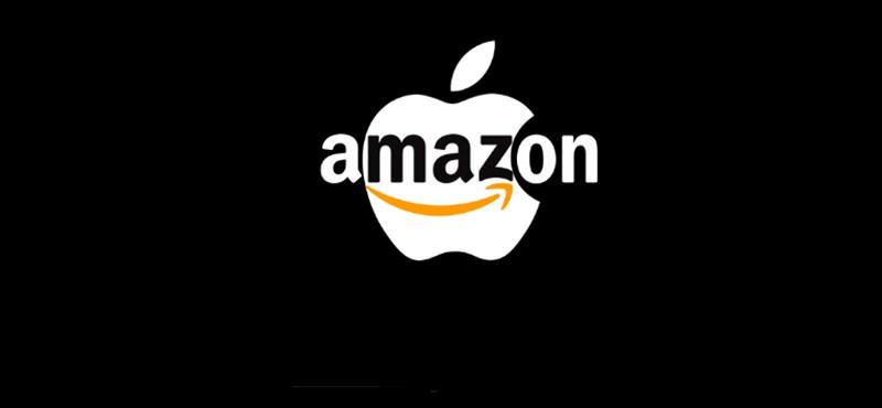 Ezért fizet 8 500 000 000 forintnyit havonta az Apple az Amazonnak