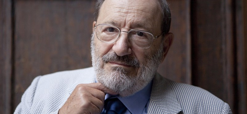 Rekordszámban kelt el az első napon Umberto Eco utolsó könyve