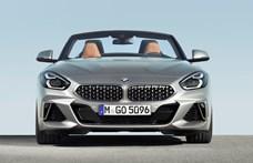 Beárazták: ennyit kell fizetni itthon a szemrevaló új BMW Z4-ért