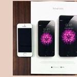 Nyomtatásban mutatja meg az Apple, mekkorák is valójában az iPhone 6-ok