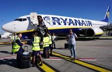 Kiszúrt az utasokkal, 150 milliós bírságot kapott a Ryanair a budapesti kormányhivataltól