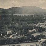Fotó 1900-ból a bezárt Lipótról