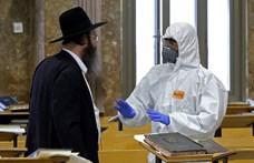 Négyszer küldte karanténba az egészséges exbarátnőjét az izraeli koronavírus-központ egy dolgozója