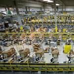 A legrosszabbkor csapnak oda az Amazonnak az olasz dolgozók