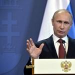 Több mint 43 millió forintnyit keresett tavaly Putyin