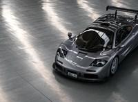 Ebből az autóból maximum egy ugyanilyen jöhet szembe – eladó egy McLaren F1 LM-Spec