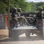 Szomáliai dzsihadistákat lőttek le Kenyában