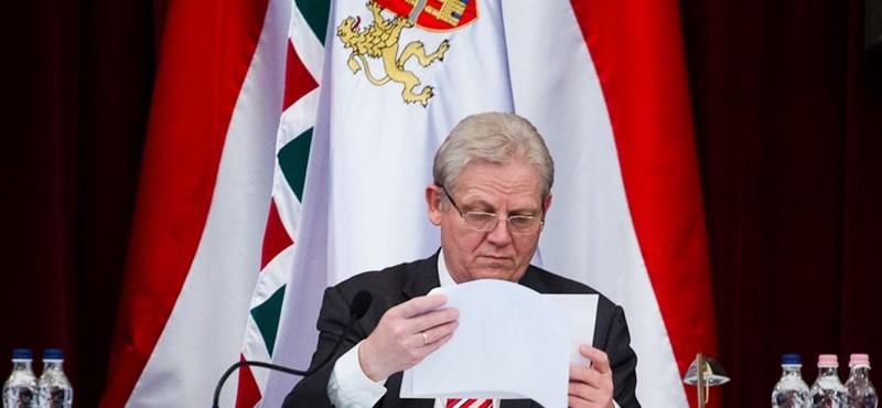 """Tarlós:  """"szimpla hülyeségből ilyen szerződést nem lehet aláírni"""""""