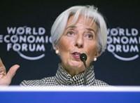 Az IMF vezérigazgatója beadta lemondását