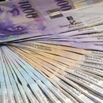 Semmissé nyilvánítottak egy svájci frank alapú hitelt Szlovéniában