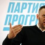 Kiengedték a kórházból, majd ment is vissza a börtönbe Putyin legnagyobb ellenfele