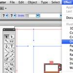 Névjegykártya készítés az Adobe Illustratorban