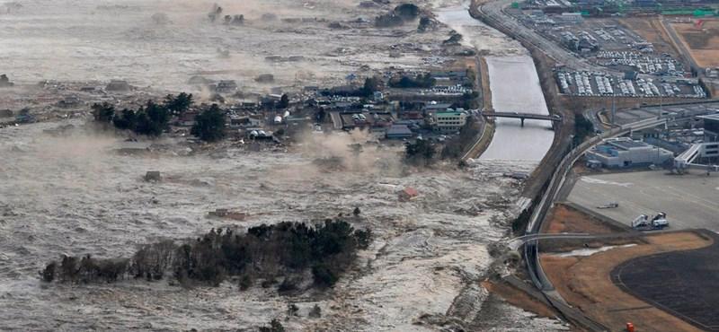 Nukleáris vészhelyzet Japánban – óráról órára