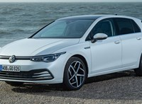 Itt a gázüzemű új VW Golf TGI