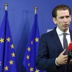 Orbánék miatt támadja a kancellárt Ausztriában az ellenzék
