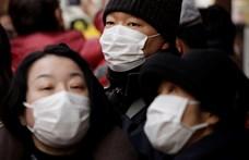Már 56 áldozatot követelt a koronavírus