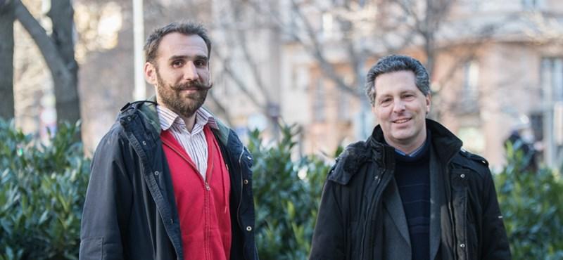 """""""Felejtsük már el a Fideszt!"""" – interjú Schiffer Andrással és Vágó Gáborral"""