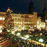 Európa 20 legjobb karácsonyi vására között a budapesti