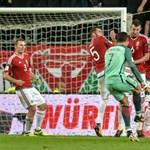 Vereség, de nem kínos - Magyarország-Portugália: 0-1