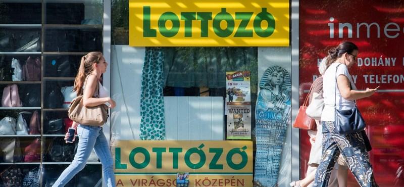 Nem volt telitalálat a hatos lottón, de itt vannak a nyerőszámok