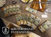 6 milliárd forintos kárt okozott egy számlagyárat működtető bűnbanda