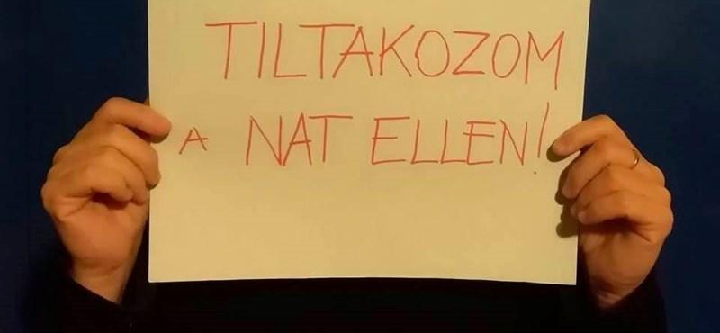 """""""Nem tanítok fasiszta írót"""" – tiltakozóhullám indul a NAT ellen"""