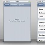 iOS 5: már nem kell PC az aktiváláshoz és a frissítéshez