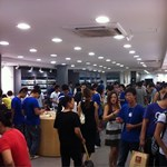 Bezárják a hamis Apple boltokat Kínában