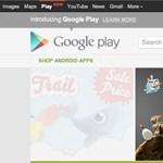 Beköltözött a Google Play a Google Toolbarra