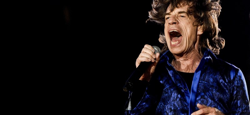 Mick Jaggernek volt egy-két keresetlen szava Trumphoz