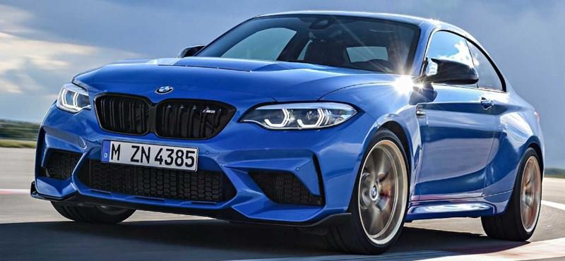 Élményautó a javából: leleplezték a BMW M2 CS-t