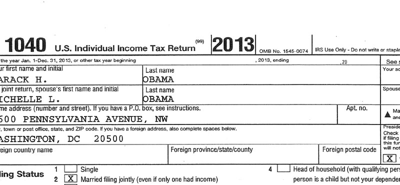 Turkáljon Obamáék zsebében - íme az adóbevallásuk
