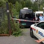 Norvégia: eredménytelen rendőri akció