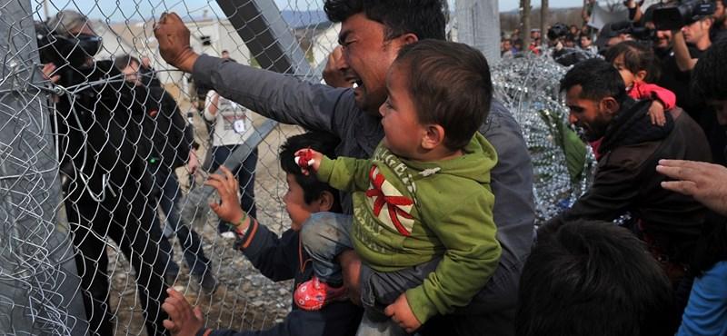 470 millió eurós segélyért jelentkezett be Görögország az EU-hoz