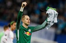 Gulácsi Péter a német bajnokság legjobb játékosa
