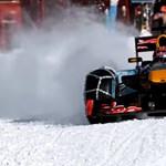 Sokba kerülhet a Red Bullnak a menő sípályás videó