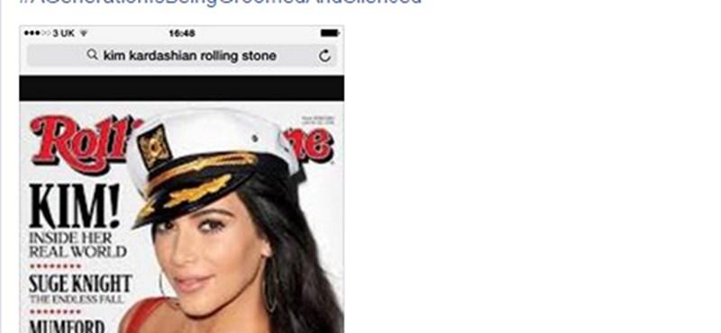 Sinead O'Connor durván kiakadt a Rolling Stone címlapja miatt