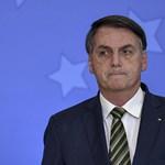 Pénzbírságot kap a brazil elnök, ha nem visel szájmaszkot nyilvános helyeken