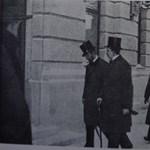 A házelnök és az ellenzék csatájának 1912-ben rendőrroham, merénylet lett a vége
