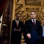 A nap képe: Orbán Viktor megérkezett