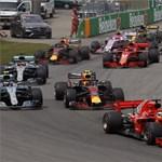 Vettel 50. futamgyőzelmével az élre állt