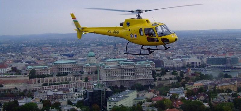 Bérelt gépekkel repülnek majd a Magyar Légimentők
