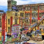 Több millió dolláros kártérítést kaptak New York-i graffitisek, mert lerombolták a műveiket