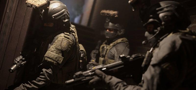 Zűr van az új Call of Duty körül, az oroszok bepöccenhettek